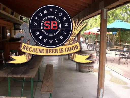 Stumptown Brewery, Guerneville